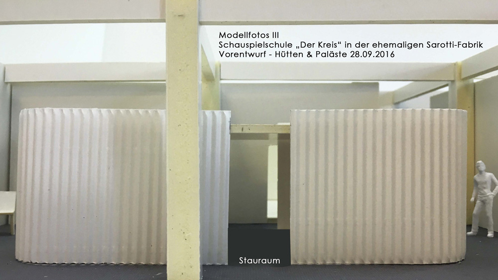 Modell Schulräume
