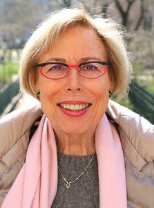 Marion Zahn, Lehrerin an der Schauspielschule Der Kreis