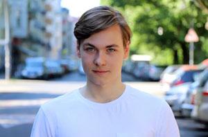 Eric Naumann, Schüler der Schauspielschule Der Kreis (Fritz Kirchhoff Schule)