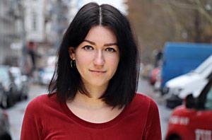 "Teresa Hanslbauer, Studentin an der Schauspielschule ""Der Kreis"" Berlin"